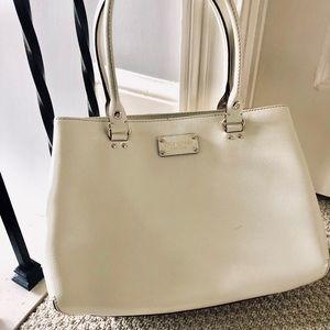 kate spade Bags - Sale! ♠️Kate Spade Wellesley leather tote ♠️
